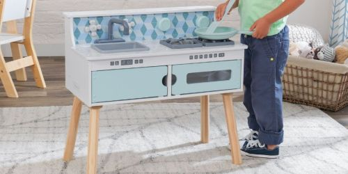 KidKraft Wooden Play Kitchen Only $34.99 on Walmart.com (Regularly $70)