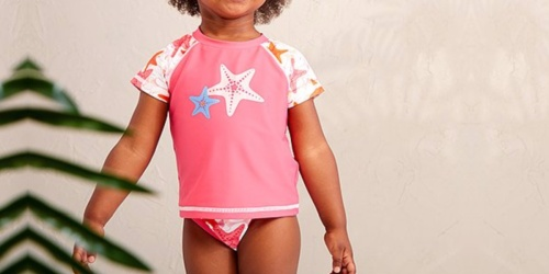 Kids Swimwear Just $5.99 on Zulily (Regularly $26+) | Jessica Simpson, Skechers & More