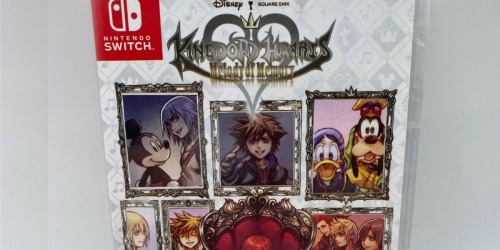 Kingdom Hearts Melody of Memory Nintendo Switch Game Just $44.99 Shipped on Amazon (Regularly $60)