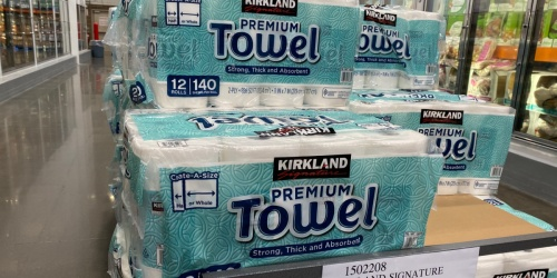 Costco Is Reducing the Size of Paper Towel Rolls to Avoid Shortages