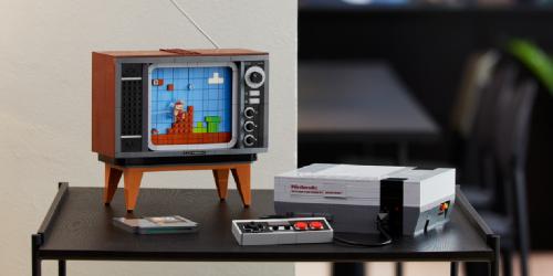 LEGO Super Mario Nintendo Entertainment System Building Kit + Bonus Kit Only $229.99 Shipped