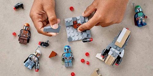 LEGO Star Wars Mandalorian Battle Set Only $11.99 on Amazon (Regularly $15)