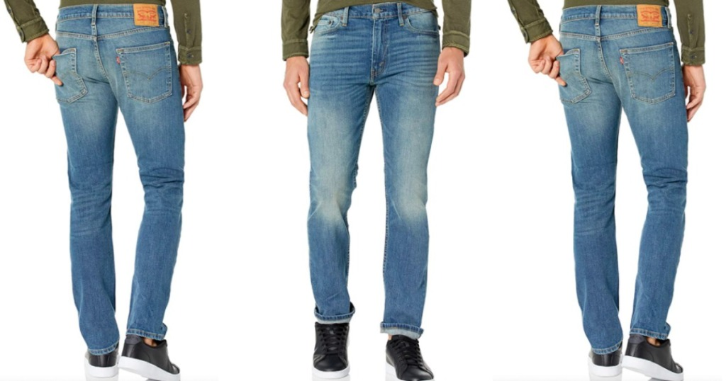 man LEVI jeans