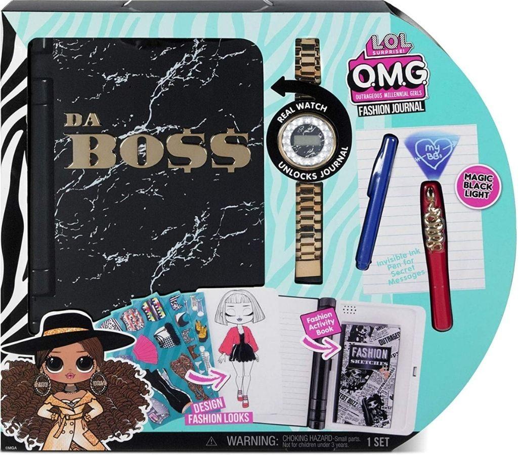 LOL Surprise OMG Fashion Journal