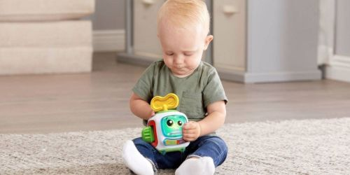 LeapFrog Busy Learning Bot Just $6.39 on Target.com (Regularly $13)