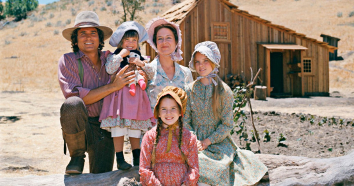 cast of Little House on the Prairie