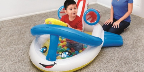 Little People Airplane Ball Pit w/ 25 Balls Only $11.99 on Walmart.com (Regularly $30)