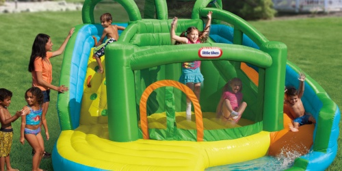 Little Tikes 2-in-1 Wet 'n Dry Waterslide/Bouncer Only $329 Shipped on Walmart.com (Regularly $600)