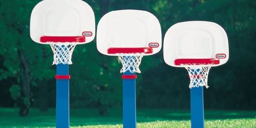 Little Tikes EasyScore Basketball Set Only $19.99 on Amazon (Regularly $32)