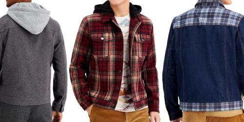GO! Men's Jackets from $17.96 on Macys.com (Regularly $90)