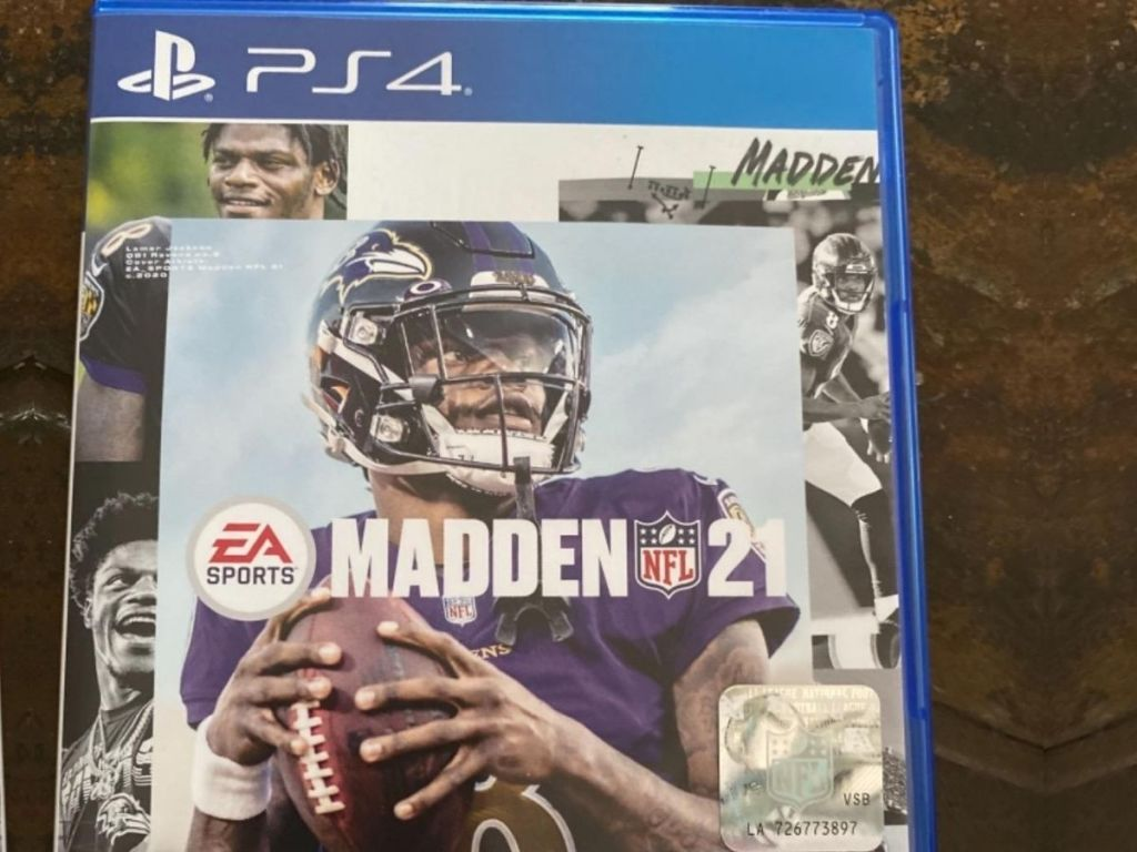 Madden 21 for Playstation