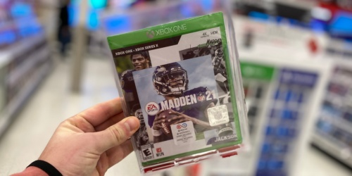 Madden NFL 21 Xbox or PlayStation Game Only $22.49 Shipped on Amazon (Regularly $60)