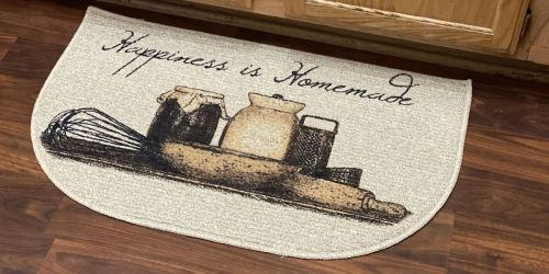 Mainstays Kitchen Mat Only $5 on Walmart.com (Regularly $10)