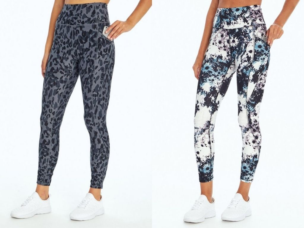 camo and print Marika Camo Pocket Leggings