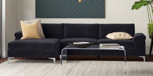 Sofa & Chaise Only $589.99 Shipped on Wayfair.com (Regularly $900)