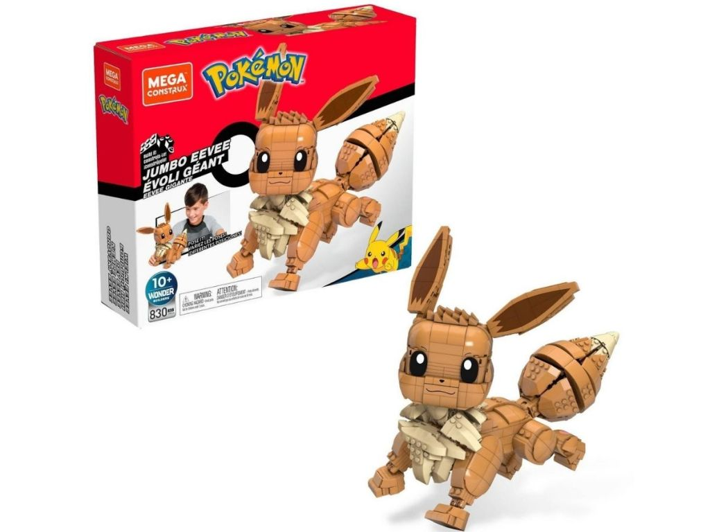 Pokemon mega construx set