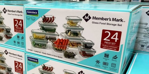 WOW! Over $4,500 in Sam's Club Instant Savings | Great Deals on Food Storage Sets, Tide, Pampers & More