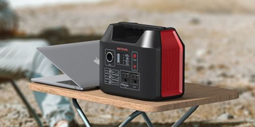 Portable Power Station Just $169.99 Shipped on Amazon | So Handy for Emergencies, Camping & More