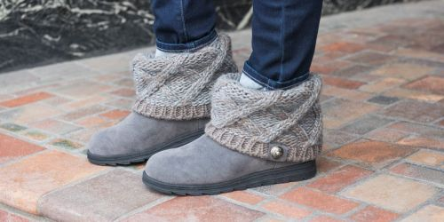 Muk Luks Girls Boots Only $9.99 on Zulily (Regularly $48)