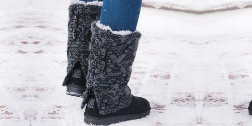 Muk Luks Women Boots from $21.99 Shipped (Regularly $76+)