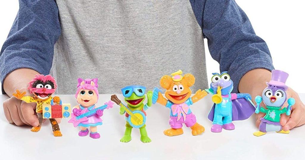 child with Muppet Babies Rocksplosion