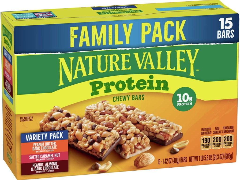 Nature Valley Protein Granola Bars