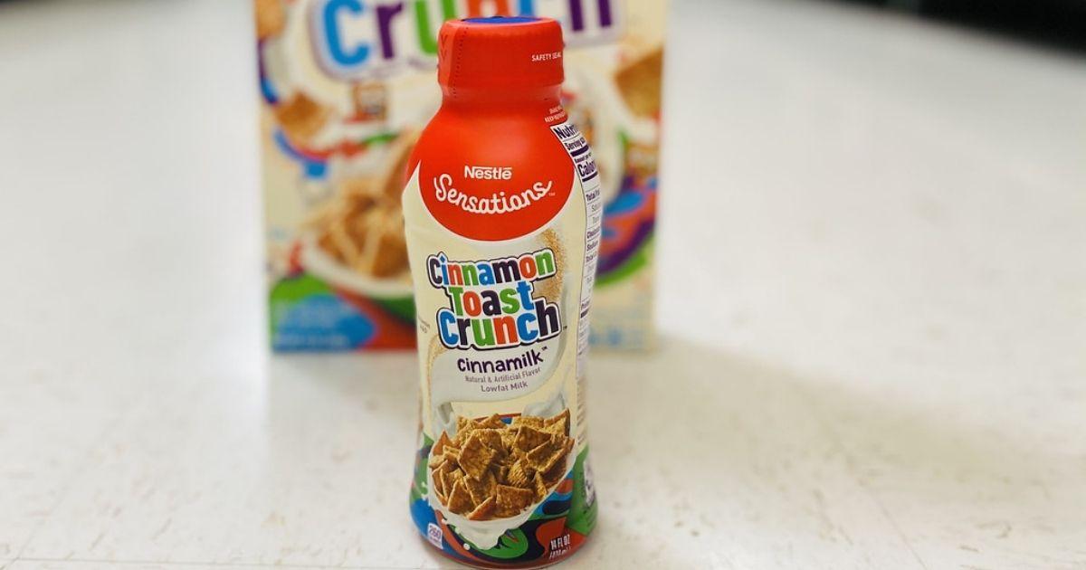 Nestle Cinnamilk