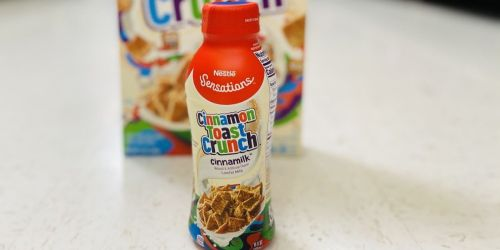 Nestle's NEW Cinnamon Toast Crunch Cinnamilk Sounds Cereal-ously Awesome