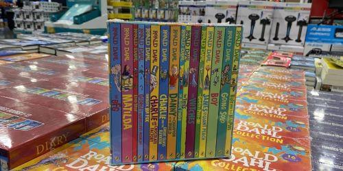 44 Kids Books Just $86.97 Shipped on Costco.com (Only $1.98 Per Book) | Roald Dahl, Junie B. Jones, & More