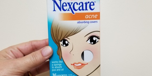 Nexcare Acne Blemish Covers 36-Count Box Only $4 Shipped on Amazon (Regularly $8)