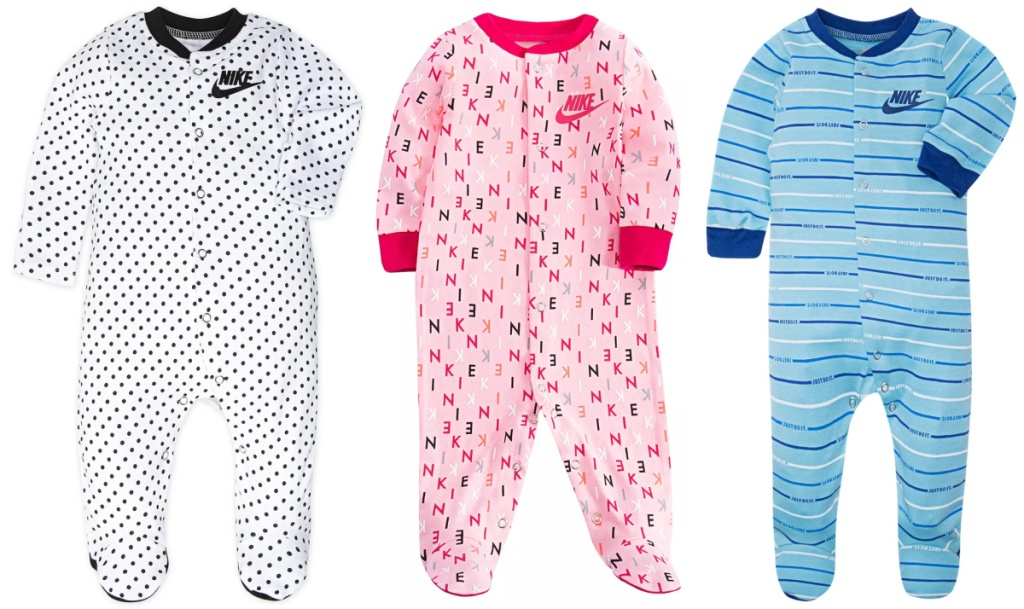 Nike Sleep & Play Baby suits