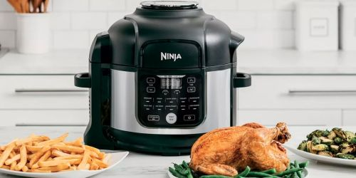 Ninja Foodi Pro 11-in-1 Pressure Cooker & Air Fryer from $107.99 Shipped on Kohls.com (Regularly $240)