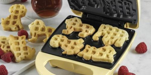 Nostalgia Circus Animal Waffle Maker Just $14.99 on Amazon (Regularly $18)
