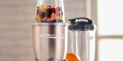 NutriBullet Pro 900-Watt Blender from $55.99 Shipped (Regularly $100) + Free Shipping for Select Kohl's Cardholders