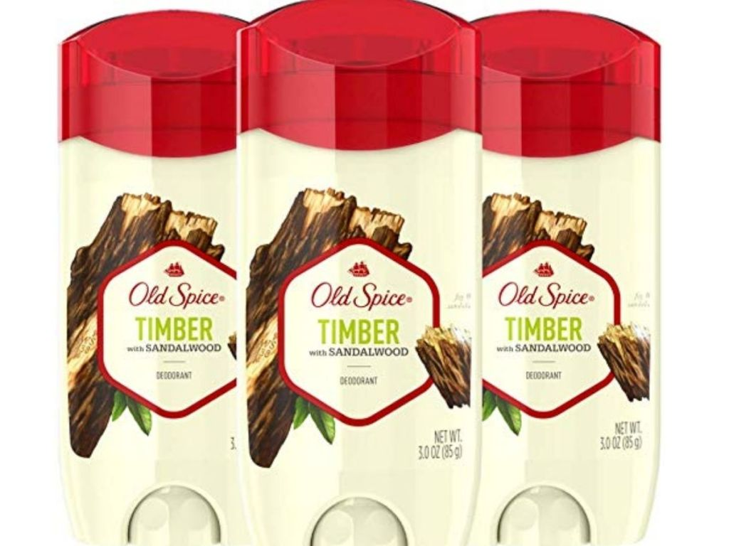 Old Spice Timber 3-Pack