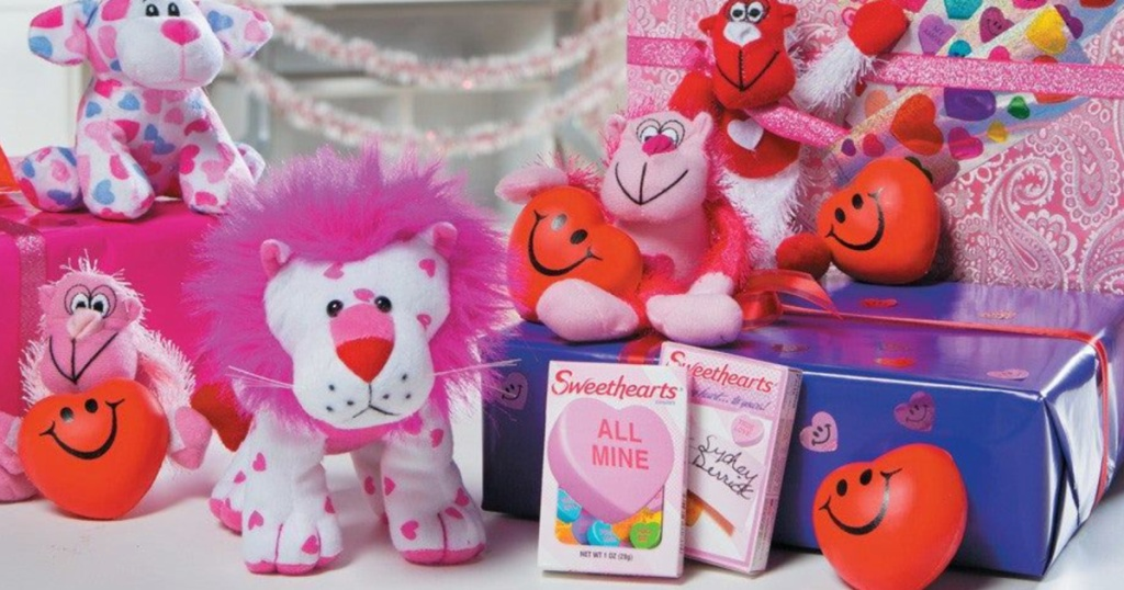 Oriental Trading Valentine's Day Products