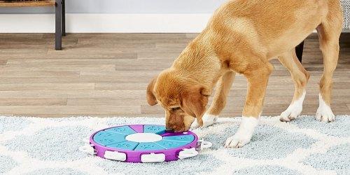 Dog Treat Dispenser Puzzle Toy Only $13.83 on Amazon (Regularly $25)