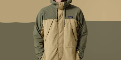 Patagonia Men's Recycled Nylon Parka Only $93.99 Shipped (Regularly $189)