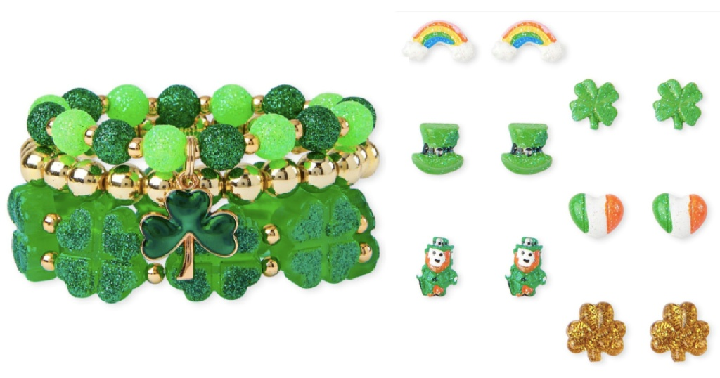 St Patty's Day Accessories from The Children's Place