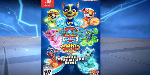 PAW Patrol Mighty Pups Nintendo Switch Game Only $24.99 on Walmart.com (Regularly $40)