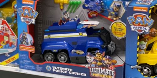 Paw Patrol Ultimate Police Cruiser Only $34.99 Shipped on Amazon (Regularly $80) | Over 2,100 5-Star Reviews