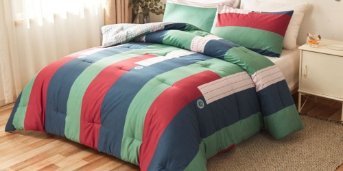 3-Piece Reversible Comforter Sets from $35.99 Shipped on Walmart.com (Regularly $70+)