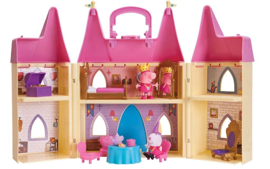 open Peppa Pig Castle