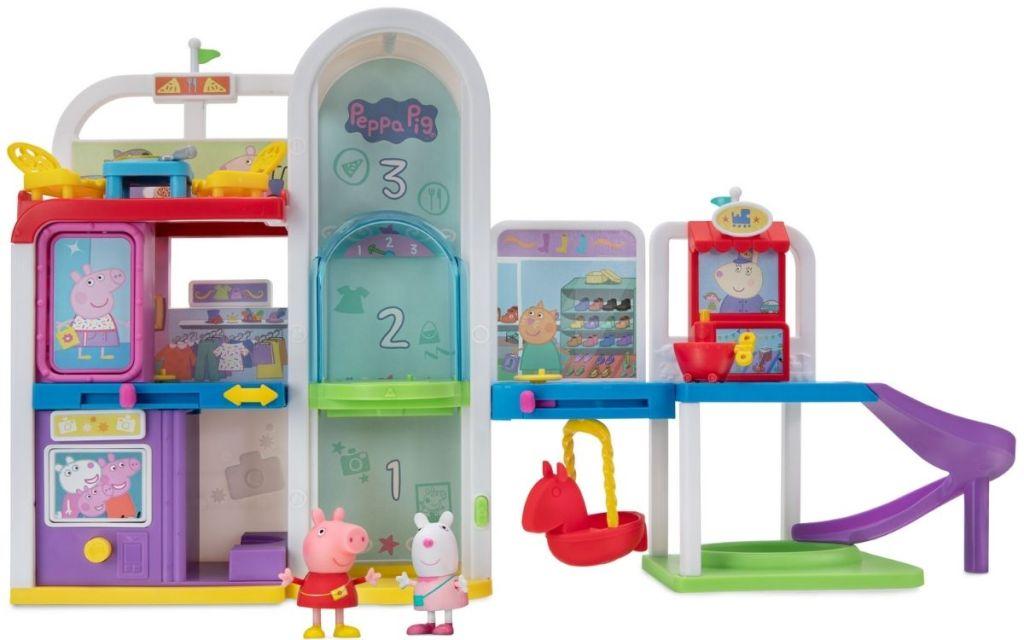 open Peppa Pig Shopping Mall