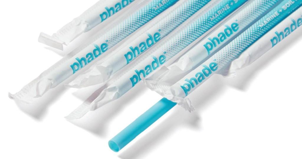 Phade Marine Biodegradable Straws