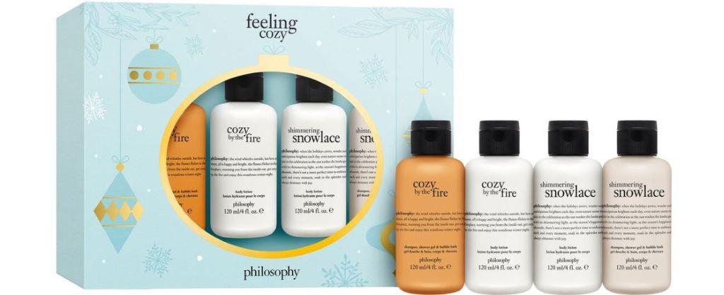 Philosophy Feeling Cozy Gift Set