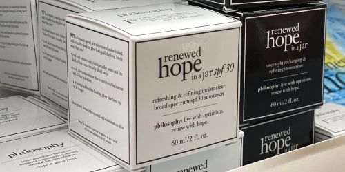 Philosophy Renewed Hope in a Jar Only $19.50 on ULTA.com (Regularly $39)