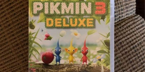 Pikmin 3 Deluxe Nintendo Switch Game Only $45 Shipped on Walmart.com (Regularly $60)