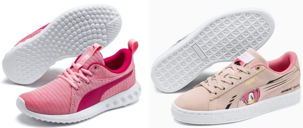 Puma Girls Sneakers