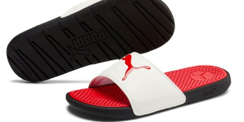 PUMA Kids Slides from $9.99 Shipped (Regularly $25)